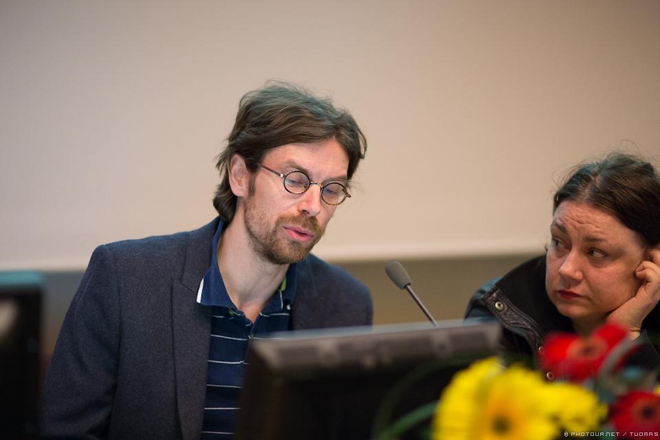 Juha Kauppinen, Suomen Luonto.